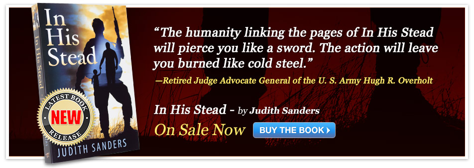 In His Stead Book by Judith Sanders
