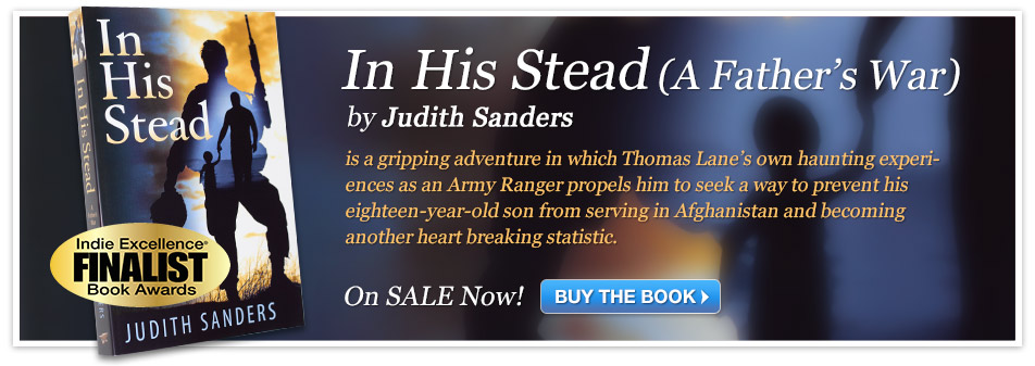In His Stead (A Father's War) Book - Sale